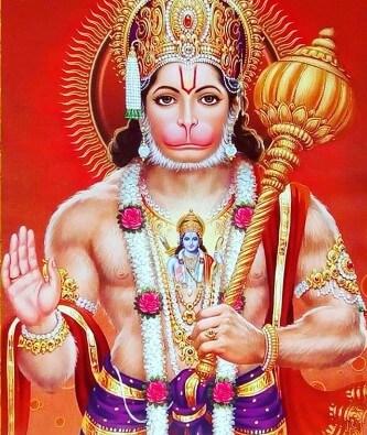 Bhagwan Shri Hanuman Instagram Photo 3