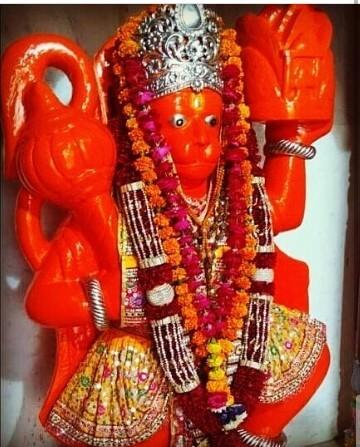 Bhagwan Shri Hanuman Instagram Photo 5