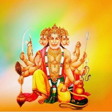 Bhagwan Shri Hanuman Instagram Photo 7