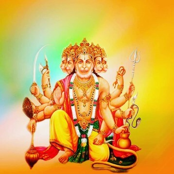 Bhagwan Shri Hanuman Instagram Photo 9