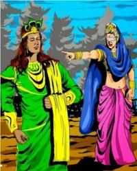 जब गांधारी के शाप को हंसते-हंसते स्वीकार कर लिया श्री कृष्ण ( Shri Krishna ) ने