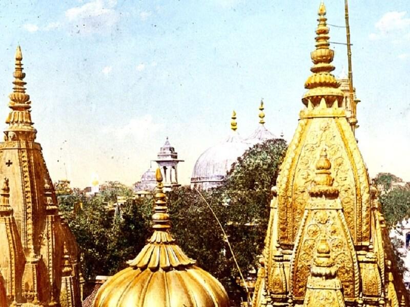 Shri Kashi Vishwanath Temple Wallpaper